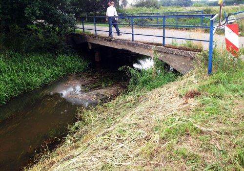 Sanierung Schlotbrücke in Geeste