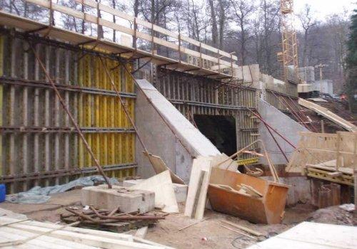 Erneuerung der BW Rolfshagen